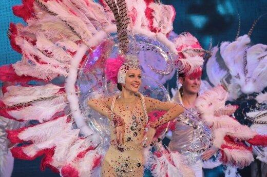 Феерическое шоу Московского Мюзик-Холла – в Литве