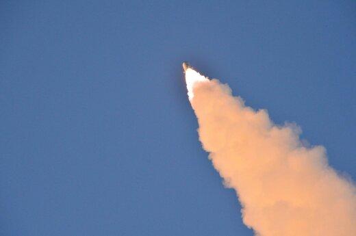 ES: Š. Korėjos raketos paleidimas – grėsmė tarptautinei taikai ir saugumui