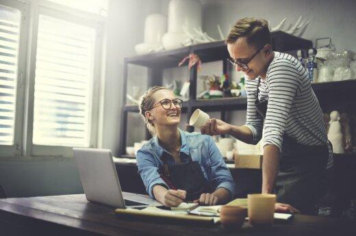 10 priežasčių pradėti savo verslą nedelsiant