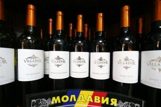 Молдова оценила потери от винного эмбарго России