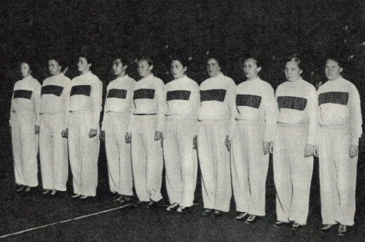 1938 Lithuanian Women's basketball team