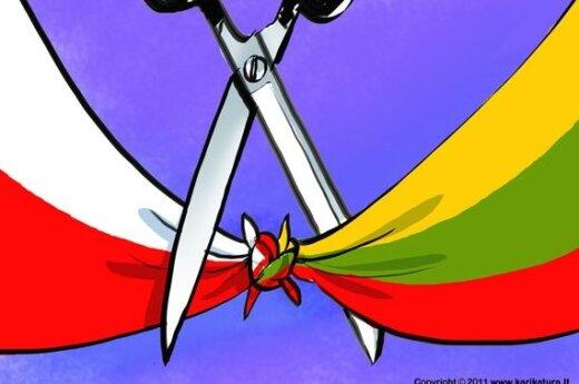 Адамкус: такое ощущение, что отношения между Литвой и Польшей испортились за ночь