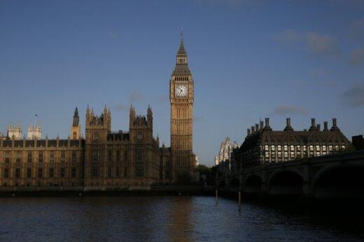 Pernai Didžiojoje Britanijoje apsilankė rekordinis turistų skaičius