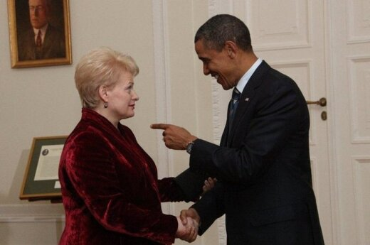 Przywódcy krajów bałtyckich spotkają się z Obamą