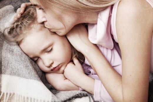 Vienišos mamos realybė: išgyvena už 630 litų per mėnesį