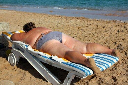 16 metų vykdyto tyrimo išvada: paneigtas nutukimo paradoksas