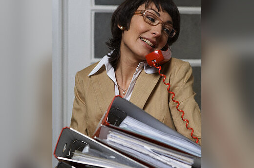Kontora, administratorė, telefonas