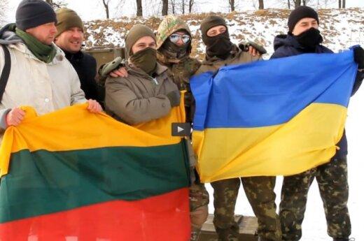 В Литве готовят военных украинских инструкторов