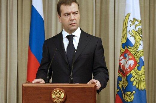 Медведев пригрозил НАТО осложнениями