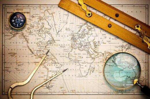 Mokytojų atsakas: kas yra šiuolaikinė geografija?