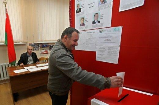 Голосование на выборах, Беларусь