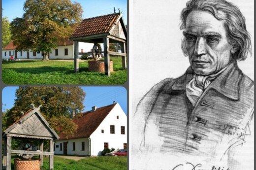 Калиниград представил в Литве две выставки о Кристионасе Донелайтисе
