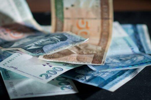Литва среди стран ЕС с самой низкой минимальной зарплатой