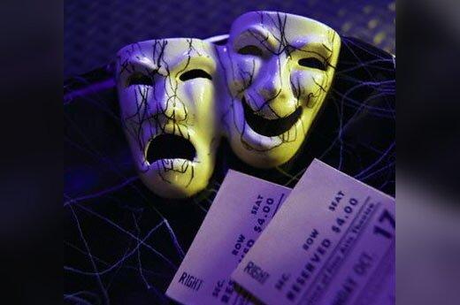 teatras, vaidinti, spektaklis