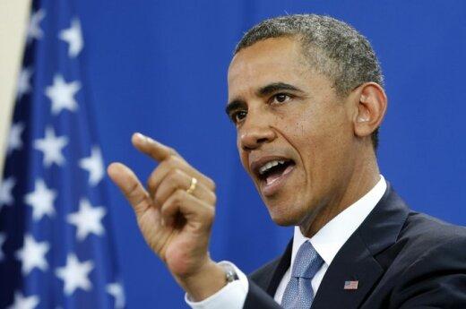 Eksperci o konferencji prasowej Obamy