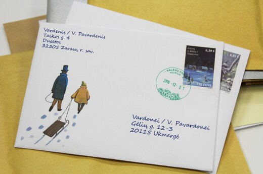 Naujas būdas gauti laiškus: pašte stoviniuoti nebereikia