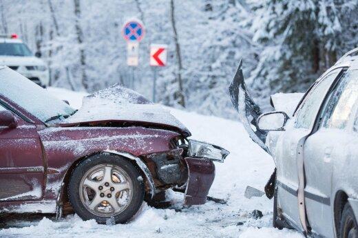 Po tragiškos avarijos Širvintų rajone pareigūnai pateikė pirminius tyrimo duomenis