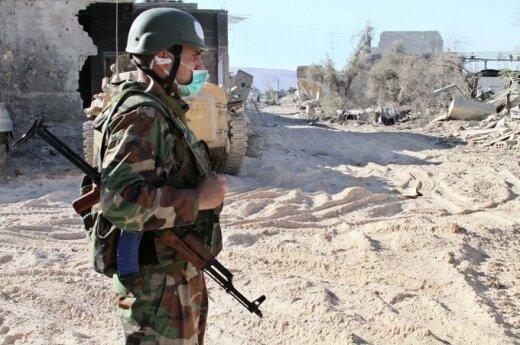 Karinis smūgis Sirijai: ar nuvertus B.al Assadą nepasikartos Egipto scenarijus?