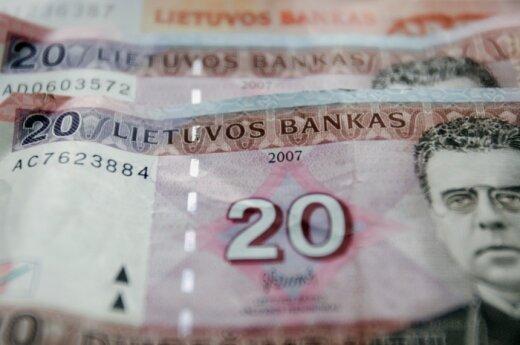 66 proc. respondentų neigiamai vertina greituosius kreditus