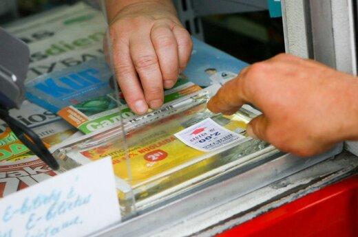 В Вильнюсе закончилась эра бумажных билетов на проезд
