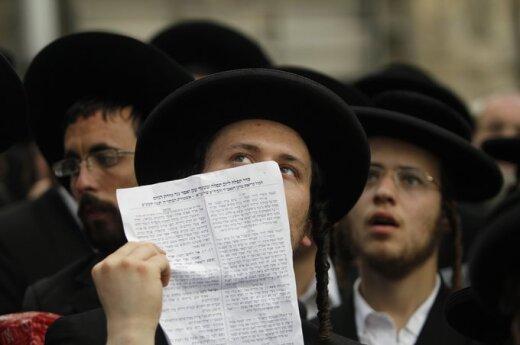Ultraortodoksai žydai
