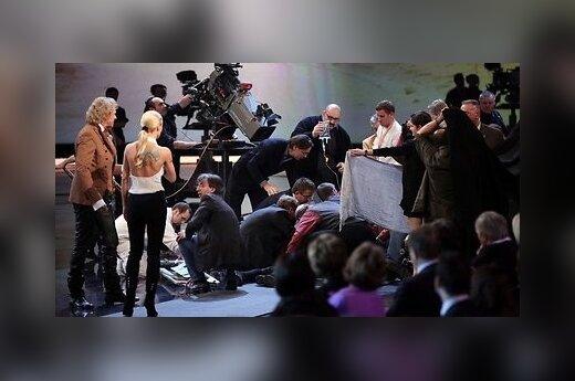 Участник развлекательного ТВ-шоу разбился в прямом эфире