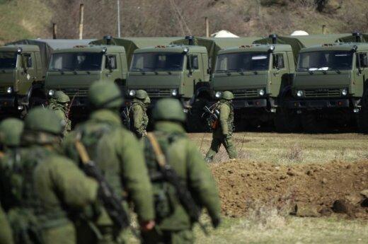 Минобороны России сообщило о переброске 2500 десантников в Крым