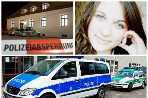 В немецком Мангейме убита студентка из Литвы
