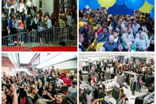 После открытия Ikea и H&M: почему людей охватывает массовый психоз