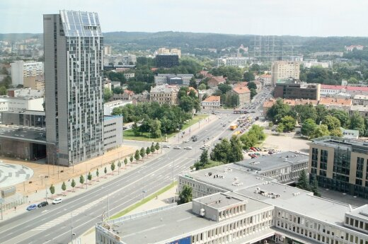State audit finds mistakes in management of Vilnius administrative building