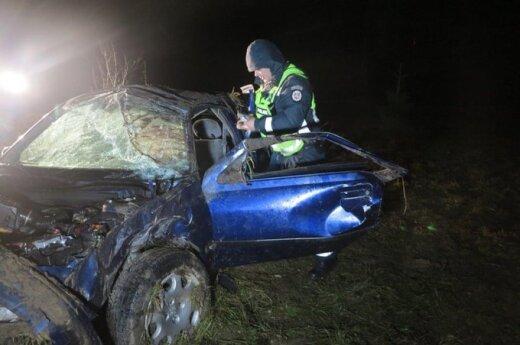 Пьяный водитель устроил гонки с полицией