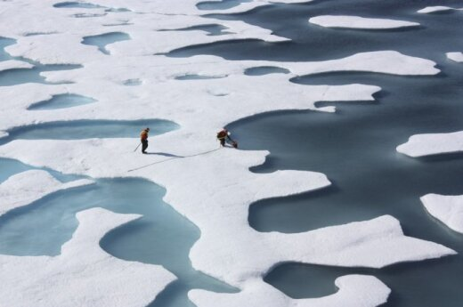 Newsweek: Putin makes his first move in race to control the Arctic