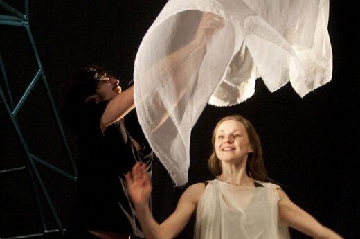 В Русском театре Литвы - премьера