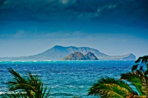 Trumpiausias kelias iš Lietuvos į Havajus – sunkiai atspėjamas