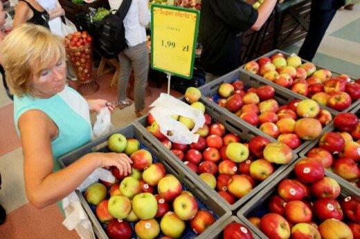 Eksport owoców i warzyw wciąż słaby