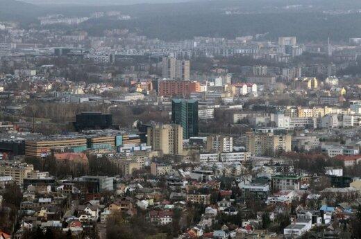 Антакальнис и Жверинас – самые привлекательные места для проживания в Вильнюсе
