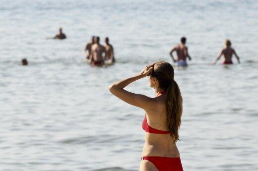 Ateinančią savaitę kepins toks karštis, kad pavydės net Turkija