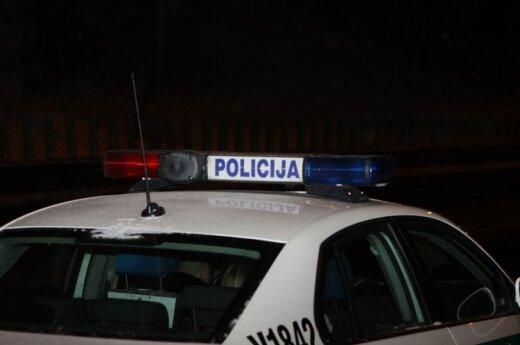 Вильнюсская полиция просит помощи свидетелей