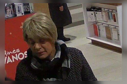 Kauno policija ieško moters keistais plaukais