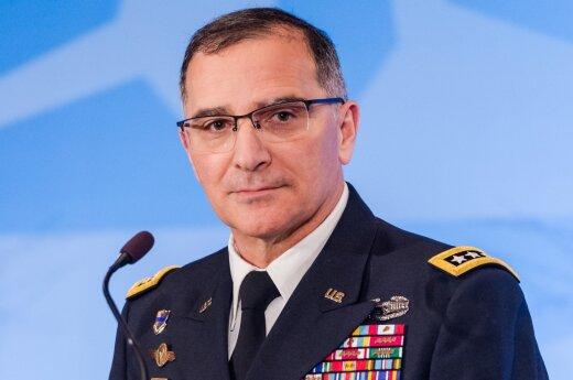 Скапарротти: сегодня у нас есть возможность командовать силами НАТО из разных мест