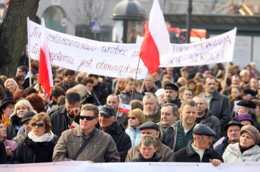 Stanisław Widtmann sądzi, że polityka wobec mniejszości narodowych jest prowadzona prawidłowo