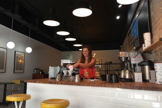 Coffee Inn in Tampa, Florida