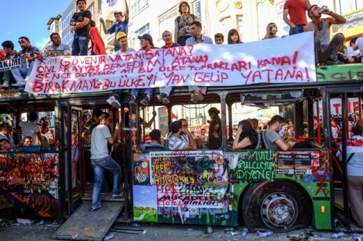 DJ Sezzy apie įvykius Turkijoje: tai buvo paskutinis lašas, privertęs žmones sukilti ir susivienyti