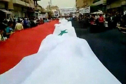 Сирийская оппозиция надеется на поддержку России