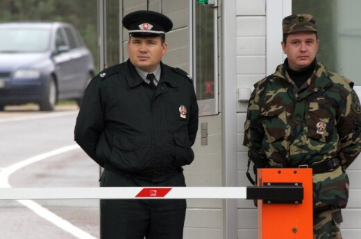 Lithuanian border guards to patrol borders of Bulgaria and Hungary