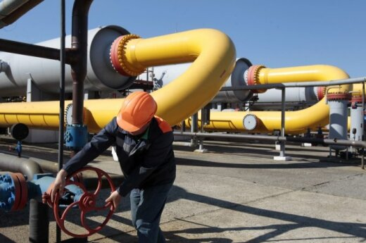 Latvia's economy minister: Alternative gas pipeline project has begun showing signs of life