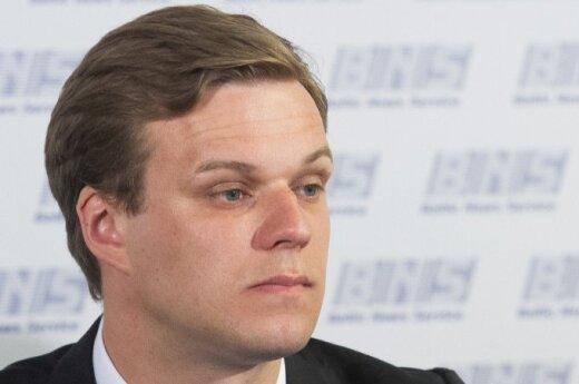 MEP Gabrielius Landsbergis