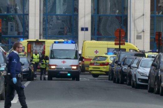 A. Pranckevičius: Briuselio gyventojai paliko viešąjį transportą