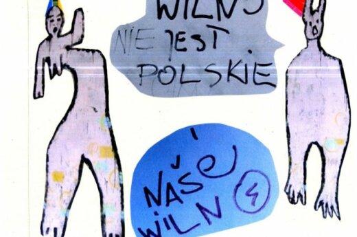 Animals in the Stryts of Vilnius