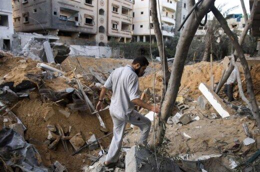США выделяют на восстановление сектора Газа более 200 млн долларов